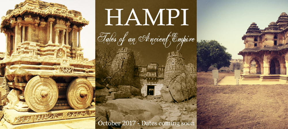 Hampi - Tales of an Ancient Empire